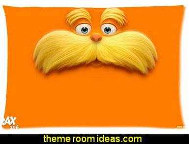 Dr Seuss The Lorax Pillowcase