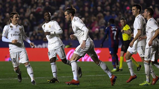 نجم ريال مدريد مهدد بضربة قوية