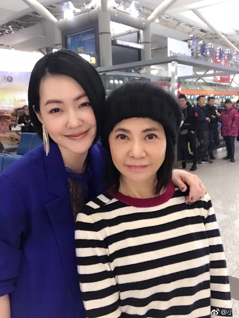 Dee Hsu to play Dao Ming Si's sister in Meteor Garden 2018
