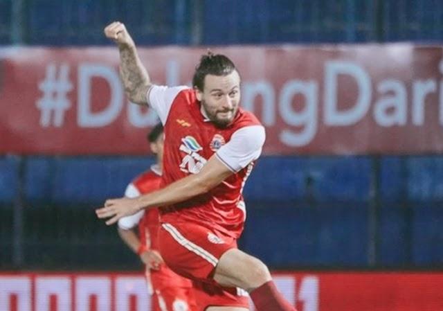 Epic Comeback, Persija Jakarta juara Grub B Piala Menpora 2021