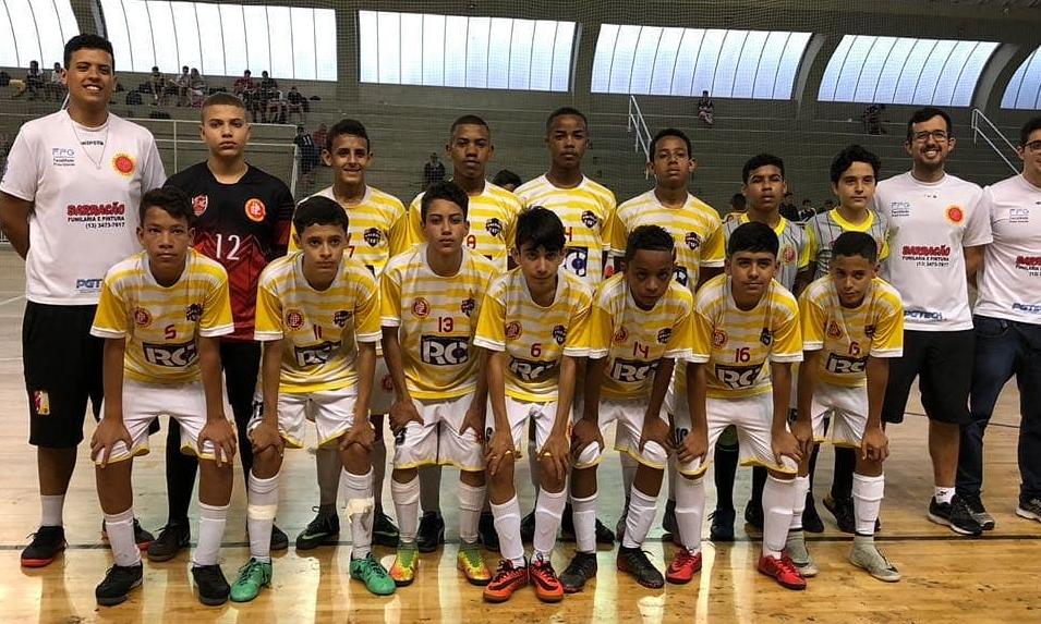 Sub 14 - AAPG Ocian PC empata com o Clube São João no Campeonato ... 64fc7acab0a86