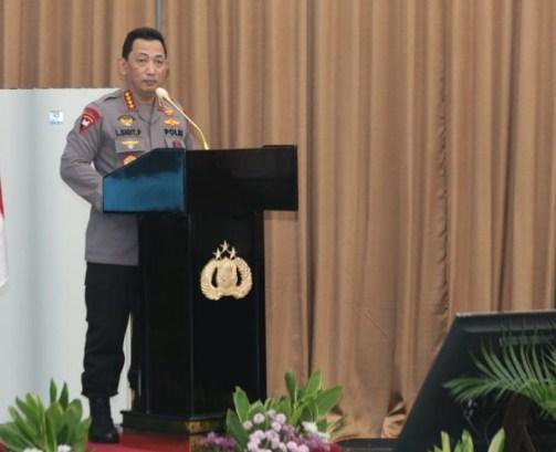 Kapolri Akan Bentuk Virtual Police Untuk Penanganan Kasus UU ITE