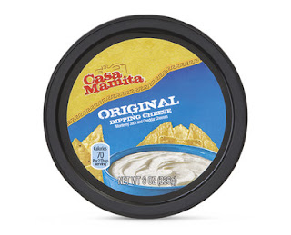 A stock image of Casa Mamita Original Dipping Cheese, from Aldi