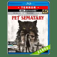 Cementerio maldito (2019) Ultra HD BDREMUX 2160p Latino