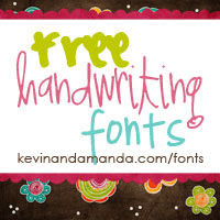 I Love These FREE Fonts!