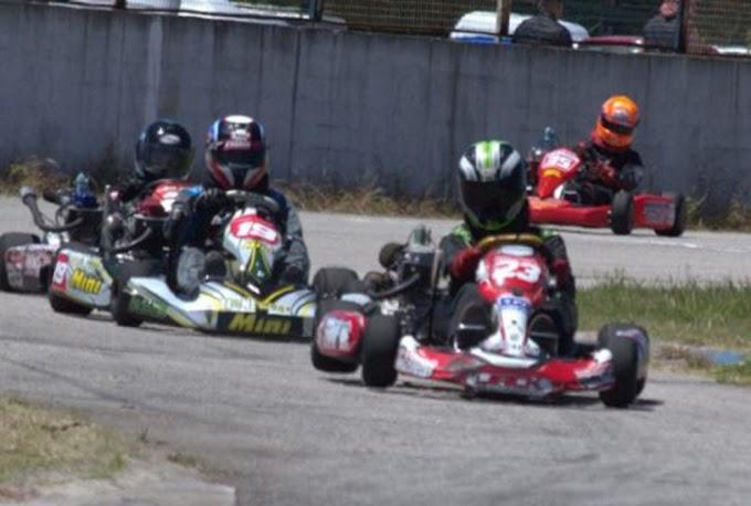 El Karting Regional arranca el 22 de noviembre