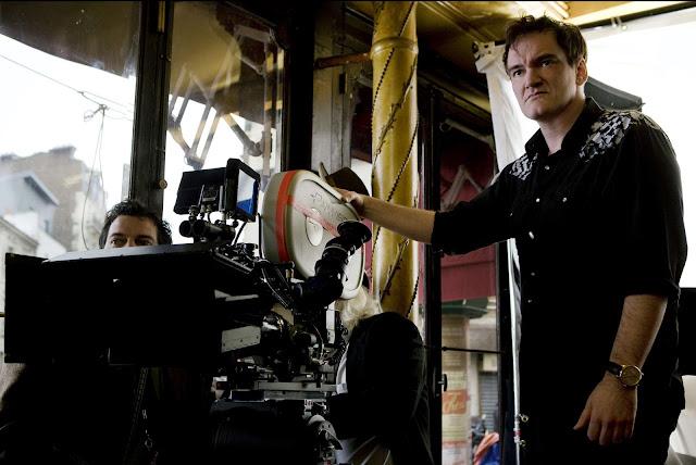 """Quentin Tarantino sugere que """"Star Trek"""" poderia ser o seu último filme"""