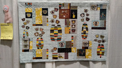 Mid-Century Monday: Mid-Century Mod quilts at PIQF
