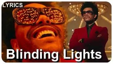 The-Weeknd-Blinding-Lights-Lyrics