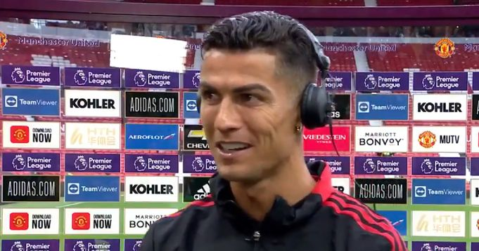 Ronaldo reacts to Manchester United debut vs Newcastle: 'I was really nervous, maybe I didn't show it'