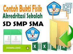 Download Bukti Fisik Akreditasi 2018 SD/MI Standar Penilaian (Instrumen 107-119) Word-Excel