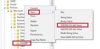 Cara Mempercepat Koneksi Internet Paling Ampuh pada Windows 7(7)
