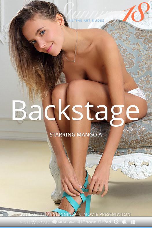 [Stunning 18] Mango A - Backstage - idols