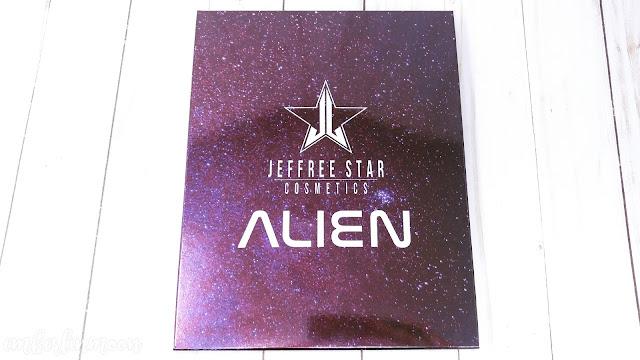 Jeffery Star Cosmetics | Alien Palette