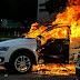 Carro de ex-namorada de Michel Temer incendiado na Esplanada
