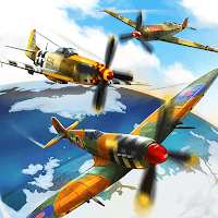 Warplanes: Online Combat Unlimited Gold MOD APK