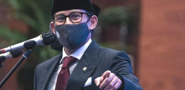 Gabung Jokowi, Elektabilitas Sandi di Pilpres 2024 Diprediksi Melorot