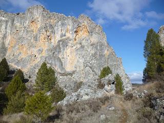 Paredes del Cerro de la Lober