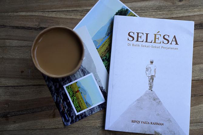 Buku Sele'sa karya Rifqy Faiza Rahman