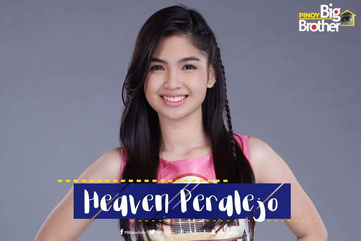 Heaven Peralejo (Mommy's Angel ng Makati)