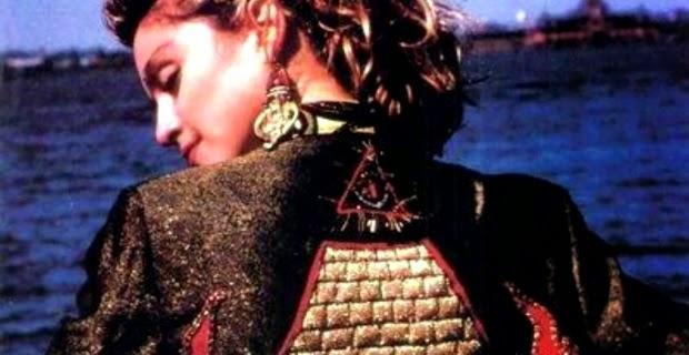 Madonna's 13th Album Leaked 'Pays Tribute To Illuminati'