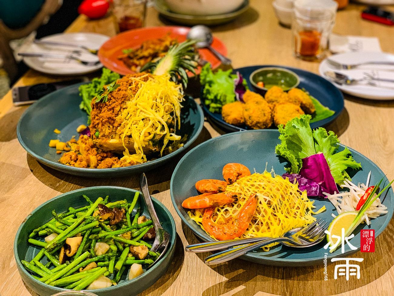 WOOTAIWAN大直ATT店|用餐體驗
