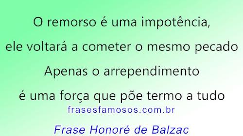 Texto de Honoré de Balzac