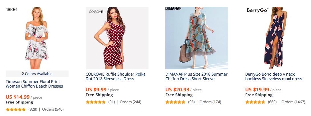 מאיפה אפשר להזמין בגדים באינטרנט