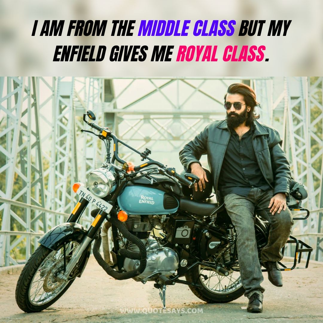 Bullet Bike Quotes, Bullet Bike Quotation
