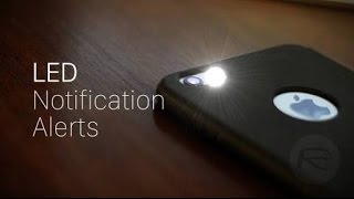 iPhone Me  Incoming Call  LED Flash Light  Kaise Enable Kare