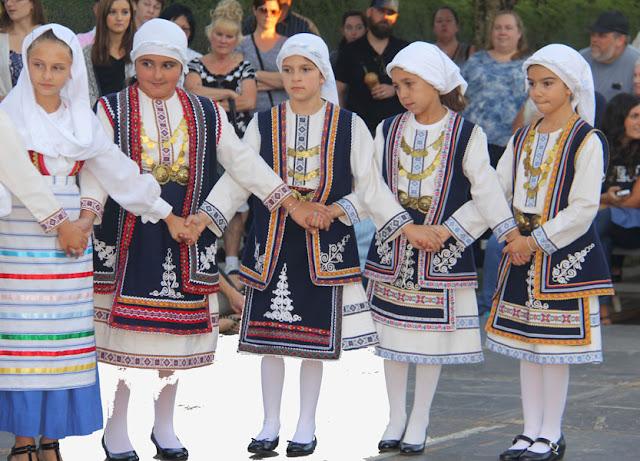 INTERNATIONAL:  GREEK BOSTON: Greek Music
