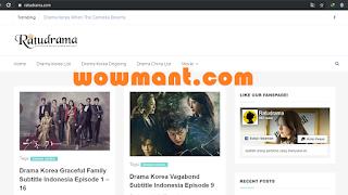 10 Situs Download Drama Korea Sub Indo Terbaik