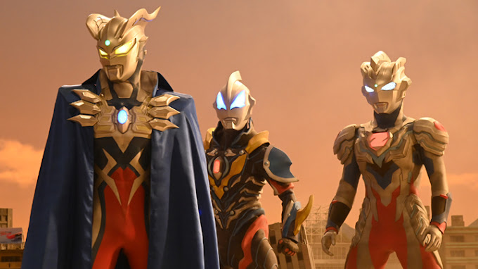 Ultraman Z Episode 7 Subtitle Indonesia