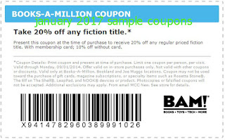 Books A Million Coupons
