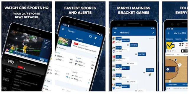 Download & Install CBS Sports App - Scores, News, Stats & Watch Live Mobile App