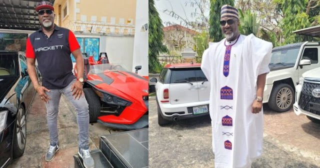 """Dino Melaye replies a Car Dealer who called him out over unpaid debt - """"You dial trouble…my lawyers go reach you"""""""