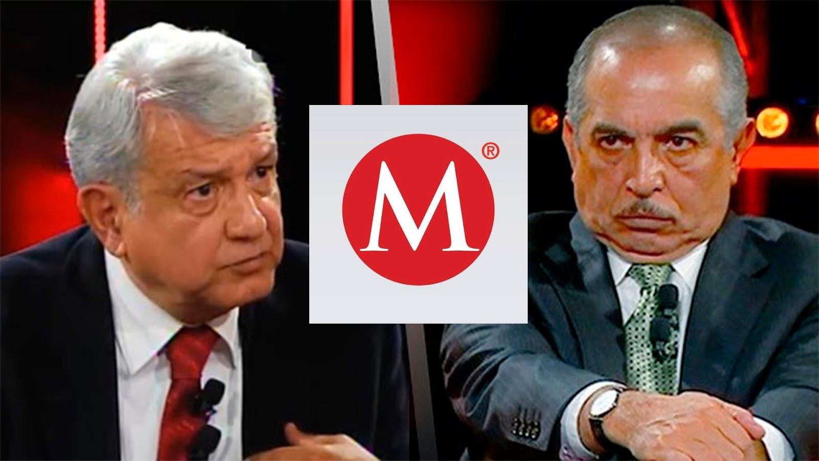 López Obrador deja callados y en ridículo a periodistas de MILENIO y evade ataques en vivo (VIDEO)