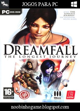 Download Dreamfall The Longest Journey PC