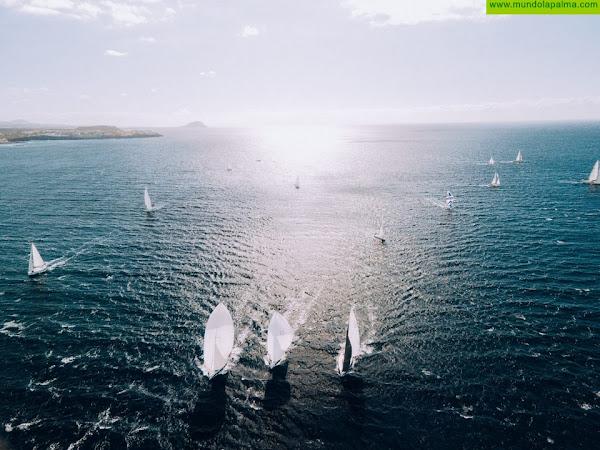 La V Regata Puertos Canarios, rumbo a La Palma