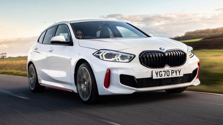 طراز BMW 128ti