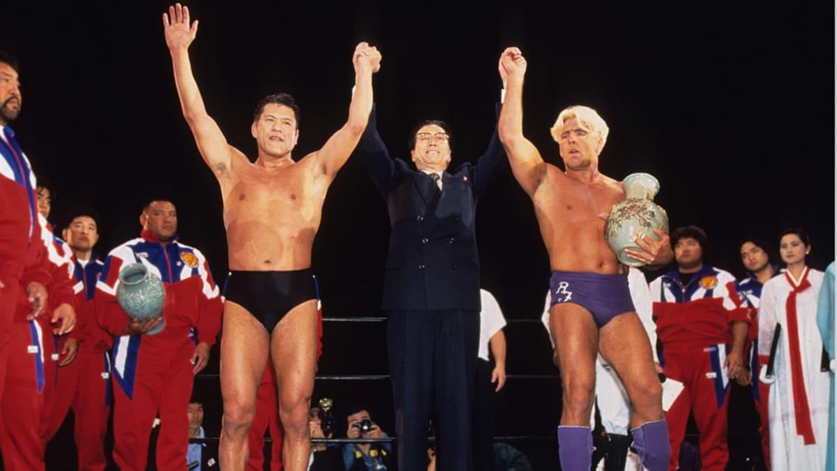 Coréia do Norte pediu para que os lutadores da WCW não abusassem das mulheres do país