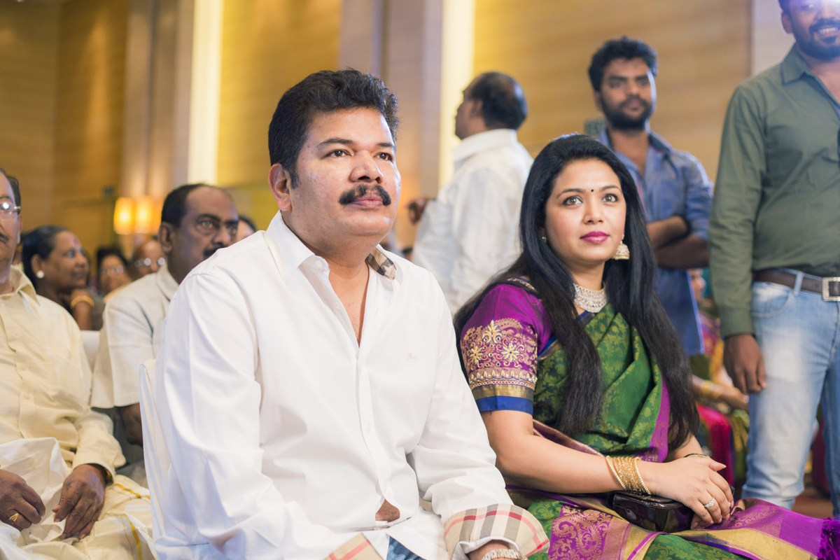 director atlee kumar�s magnificent wedding to krishna