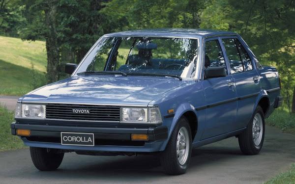Toyota Corolla - 7ª geração