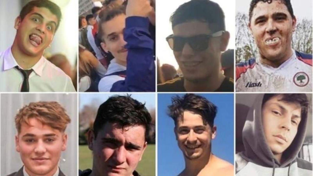 """Caso Báez Sosa: Los ocho rugbiers siguen aislados de otros presos pero están """"adaptados"""" a la rutina carcelaria"""