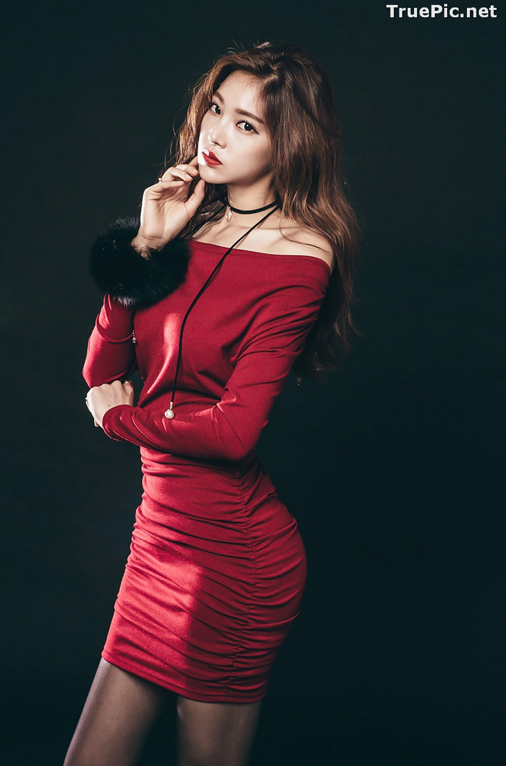 Image Korean Beautiful Model – Park Jung Yoon – Fashion Photography #5 - TruePic.net - Picture-10