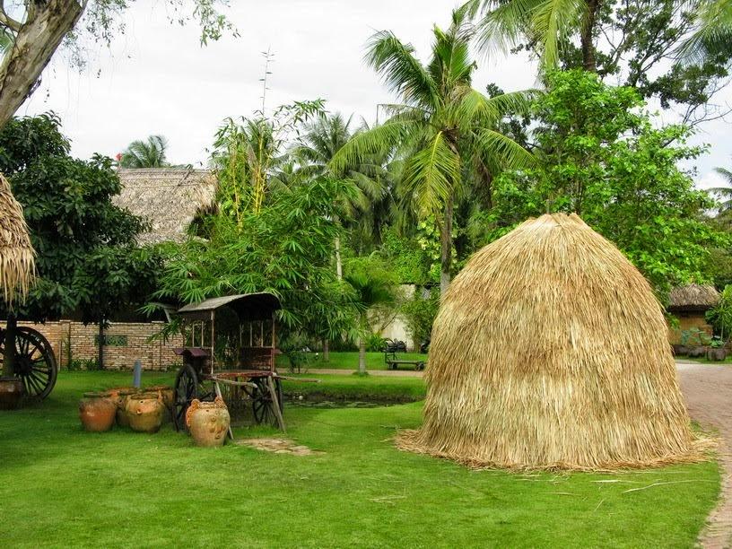 Binh Quoi tourist village 12