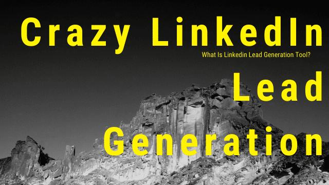 LinkedIn Lead Generation Tool