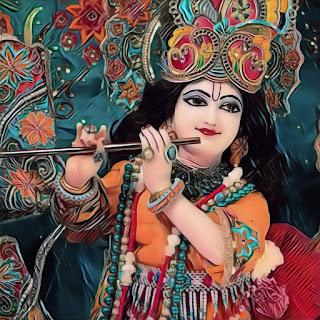 lord krishna images dp