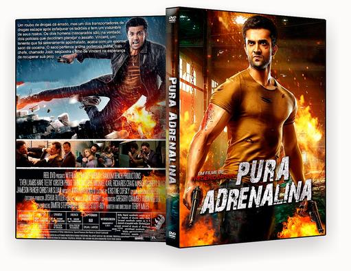 CAPA DVD – Pura Adrenalina 2017 Dublado – ISO