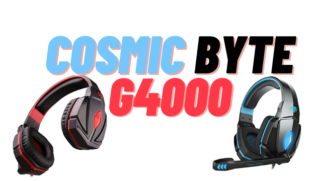 How to use Cosmic Byte G4000 ?